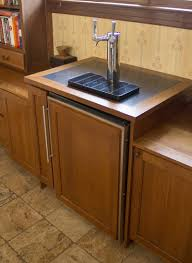 Best Kegerator Built In Kegerator In Kitchen U2014 Home Ideas Collection Convert A