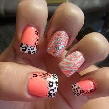 best 25 leopard print nails ideas on pinterest leopard nails