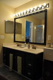 Bathroom Mirror With Lights Built In by Vanity Mirror With Light Bulbs Nz Home Vanity Decoration