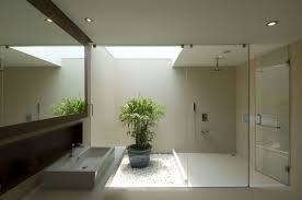 minimalist bathroom interior design mag elegance family home saota
