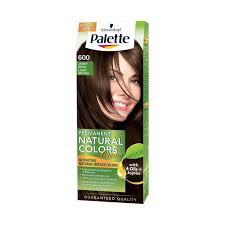 Light Brown Dye Palette Permanent Natural Colors Hair Dye Light Brown 600 Online