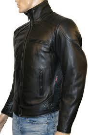 black motorbike jacket motorbike jacket motorcycle cowhide ce armour skintan men