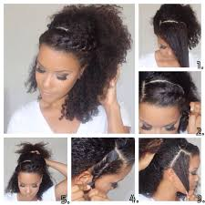 black hairstyles without heat 22 trendy easy summer hairstyles curly pony and spring