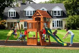 backyard playsets plans