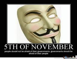 November Meme - remember remember the 5th of november by taranvir singhminhas