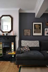 livingroom colours 30 idées pour mettre du noir dans sa déco townhouse