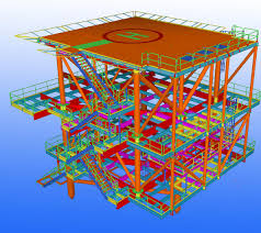 offshore structures design u2013 model all offshore projects
