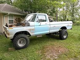 1972 Ford F250 4x4 - 1979 ford f250 4x4 explorer questions and pic ford truck