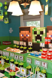 Minecraft Invitation Cards 159 Best Minecraft Party Images On Pinterest Birthday Party