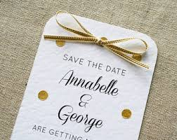 wedding save the date cards galomrous golden save the date wedding cards souvenir high