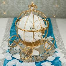 carriage centerpiece 11 5 wire frame cinderella pumpkin carriage wedding centerpiece