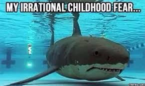 Jaws Meme - i blame the movie jaws swimming pool memes funny pool pics