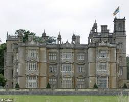 englefield house berkshire barely there beauty a richard benyon british richest mp who lectured families on food