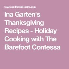 ina garten s best thanksgiving menu barefoot contessa