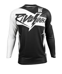 motocross jerseys custom premium fit custom sublimated jersey saber white rival ink