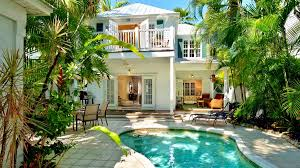 bahamian bamboo key west house rental last key realty