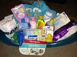 baby shower basket baby shower gift basket ideas for guests baby shower gift ideas