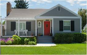 curb appeal on a budget curb appeal red doors and porches