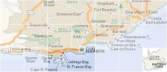 j bay south africa map house jeffreys bay in jeffreys bay