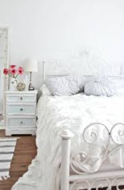 a beach cottage nautical bedroom with a coastal ruffle life by