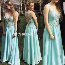 aliexpress com buy high fashion 2016 a line chiffon light blue