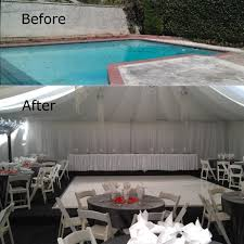 floor rental vigens party rentals pool cover rentals los angeles