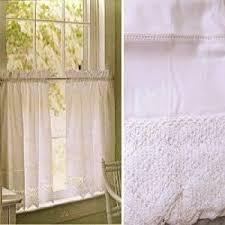 Martha Stewart Kitchen Curtains by 24 Best Cortina De Cosina Images On Pinterest Curtains Kitchen