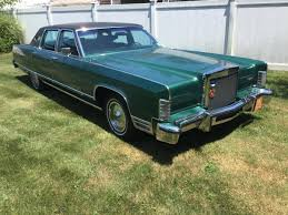 Lincoln Continental Price 1977 Lincoln Continental For Sale 1865978 Hemmings Motor News