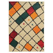 Checkered Area Rug Checkered Area Rug Target