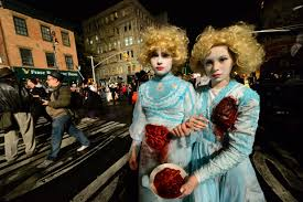 costumes at halloween city halloween in nyc guide highlighting the spookiest fall events