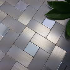 interior decoration dazzling mirrored backsplash tiles for