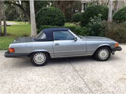1989 mercedes benz 560sl for sale on classiccars com 22 available