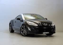 peugeot coupe rcz the good car garage for sale in newcastle nsw 2012 peugeot