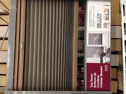 Temporary Blinds Home Depot Outdoor Shades Shades The Home Depot Walnut Cordless Exterior