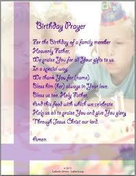 prayers birthday prayer catholiconline shopping