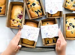 hello wonderful easy mini berry bread loaves