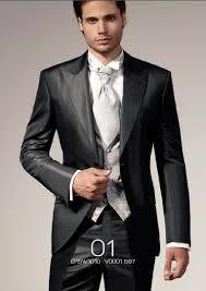 customized 2015 famous designer charcoal vintage groom tuxedos