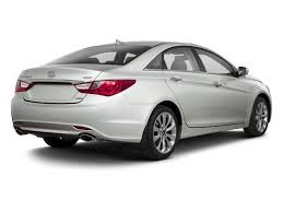 2013 hyundai sonata price trims options specs photos reviews
