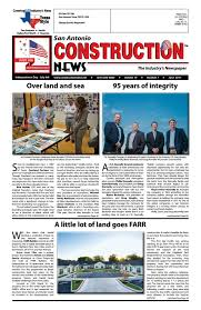 lexus at rivercenter san antonio construction news july 2017 by construction news ltd