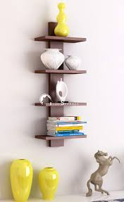 wall shelves pepperfry 20 best wall mountings images on pinterest floating wall shelves