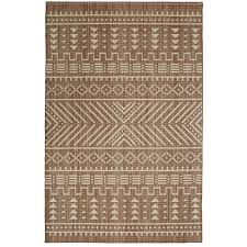 Mohawk Area Rugs Mohawk Mica Taupe 7 Ft 6 In X 10 Ft Area Rug 033147 The Home