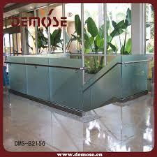 prefabricated plexiglass glass balcony railing buy glass balcony