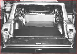 Chevy Nova Interior Kits 62 64 Nova Station Wagon Cargo Panels 5 Pcs Saddle Interior
