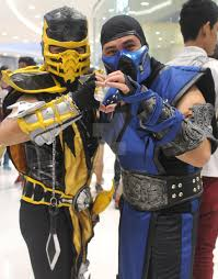 Scorpion Halloween Costume Scorpion Friendship Diobrando Deviantart