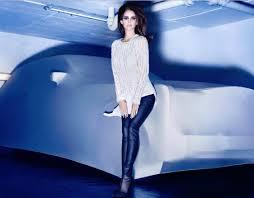 lana del rey models h u0026m u0027s fall fashion line