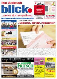 Taxi Bad Aibling Inn Salzach Blick Ausgabe 17 2017 By Blickpunkt Verlag Issuu