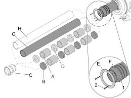 lathe st 30 30y big bore st 35 35y spindle liner kit