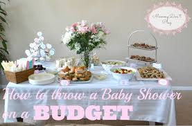 baby shower ideas on a budget baby shower cheap food ideas gallery baby shower ideas