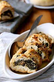 turkey roulade heavenly home cooking