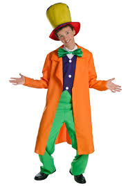 Mad Hatter Halloween Costumes Girls Mad Hatter Teen Costume
